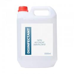 Dezinfekcinis skystis rankoms su biocidu Disinfectant Non alcoholic Hand Disinfectant 5000ml