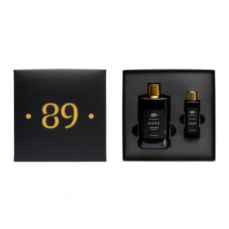 Rankų odos priežiūros dovanų rinkinys  Aromatic 89 DORE SET