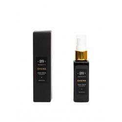 Prabangiai kvepiantis maitinamasis rankų kremas Aromatic 89 OHENA Hand cream 50ml