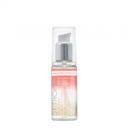 Savaiminio įdegio tropinio kvapo vitamininis serumas ST. TROPEZ Self Tan Purity Vitamins Face Serum 50ml