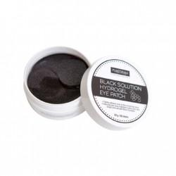 Paakių kaukė Purederm Black Solution Hydrogel  60vnt
