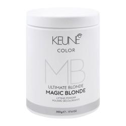 Nedulkantys šviesinimo milteliai Keune Magic Blonde 500 g