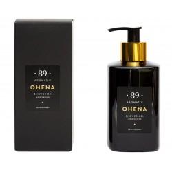 Drėkinamasis dušo gelis su vitaminais Aromatic 89 OHENA 300ml