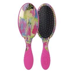 Ovalus plaukų šepetys WetBrush Pro Bright Future Pink