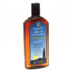 Apimties teikiantis plaukų šampūnas Agadir Argan Oil Volumizing Hair Shampoo 366ml