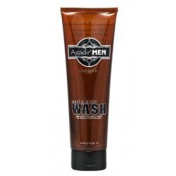 Šampūnas ir kūno prausiklis vyrams Agadir Men Hair & Body Wash 2in1 508ml