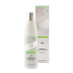Giliai plaukus valantis šampūnas DSD DELUXE Medline Organic 200ml