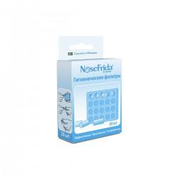 Higieniniai filtrai aspiratoriui NOSEFRIDA 20vnt