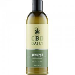 Kasdieninis plaukų šampūnas su kanapėmis CBD DAILY Shampoo 473ml