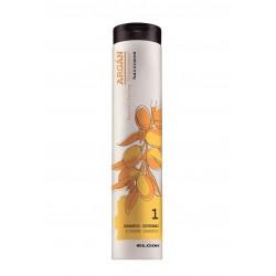 Šampūnas su argano aliejumi sausiems ir nualintiems plaukams ELGON ARGAN Supreme Shampoo 250ml
