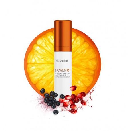 Antioksidantinis – skaistinantis serumas Skeyndor Power C+ Serum 30ml