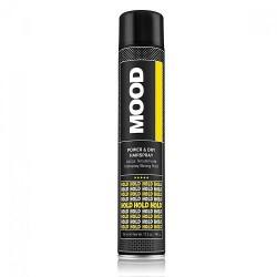 Stiprios fiksacijos plaukų lakas MOOD Power&Dry 750ml