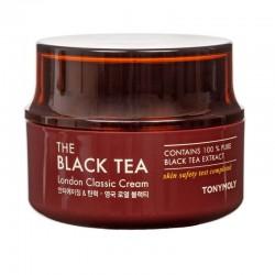 Veido kremas su juodąja arbata TONYMOLY The Black Tea London classic cream 60ml