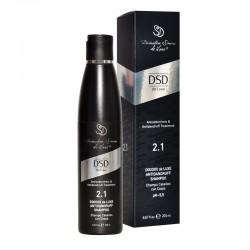 Šampūnas nuo pleiskanų DSD DELUXE Dixidox de Luxe Antiseborrheic Lotion Antidandruff Shampoo 2.1 200ml