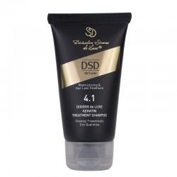 Atstatantis šampūnas su keratinu DSD DELUXE Dixidox de Luxe Keratin Treatment Shampoo 4.1
