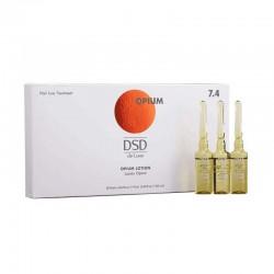 Losjonas nuo plaukų slinkimo su placentos ekstraktu DSD DELUXE Opium Lotion 7.4 10ml, 1vnt