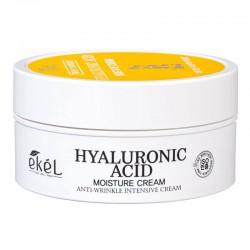 Veido kremas su hialurono rūgštimi Ekel Moisture Cream Hyaluronic Acid  100ml