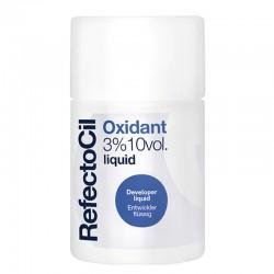 Oksidacinis skystis blakstienų ir antakių dažams RefectoCil Oxidant Liquid, 10 vol, 3%, 100 ml