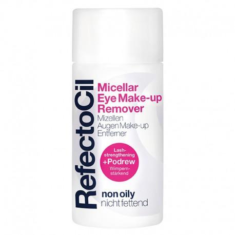 Micelinis makiažo valiklis prieš blakstienų ir antakių dažymo procedūras RefectoCil Micellar Eye Make-up Remover 150ml