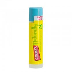 Natūraliai drėkinantis lūpų balzamas, kriaušių aromato Carmex Naturally Intensely Hydrating Lip Balm Pear 4.25g