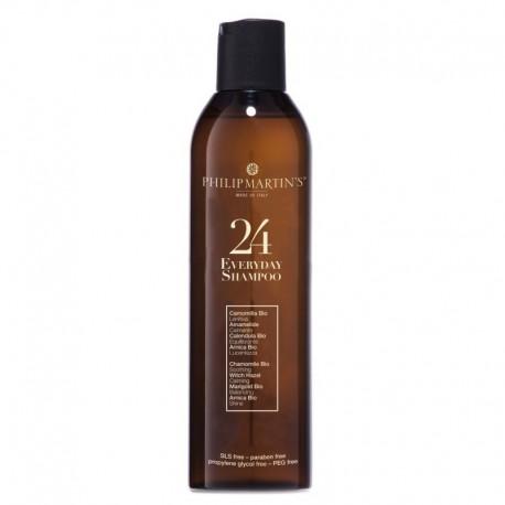 Kasdienis plaukų šampūnas Philip Martin's 24 Everyday Shampoo 250ml