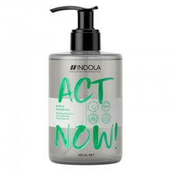 Plaukus atkuriantis šampūnas Indola ActNow Repair Shampoo