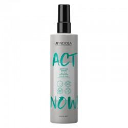 Plaukus modeliuojantis purškiklis Indola ActNow Setting Spray 200ml