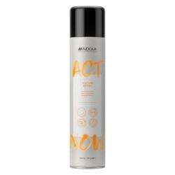 Tekstūros plaukams suteikiantis purškiklis Indola ActNow Texture Spray 300ml
