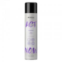 Vidutinės fiksacijos plaukų lakas Indola ActNow Hairspray 300ml