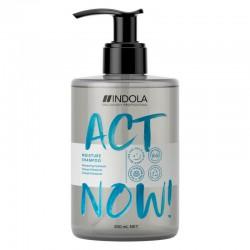 Drėkinantis šampūnas Indola ActNow Moisture Shampoo