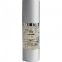 Baltųjų perlų ekstrakto serumas rankų odai Alessandro LPP Lift, Protection Serum 30ml