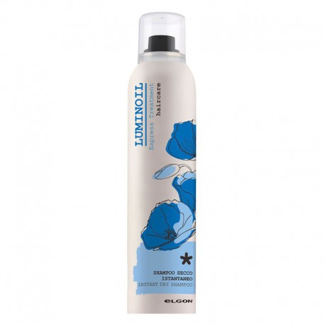 Sausas šampūnas ELGON LUMINOIL Instant Dry Shampoo 200ml