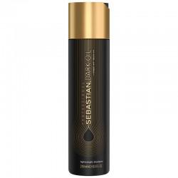Neapsunkinantis plaukų šampūnas Sebastian Professional Dark Oil Lightweight Shampoo