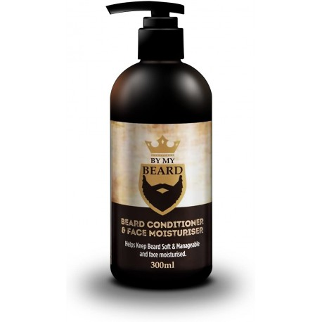 Barzdos ir veido kondicionierius BY MY BEARD Conditioner & Face Moisturiser 300ml