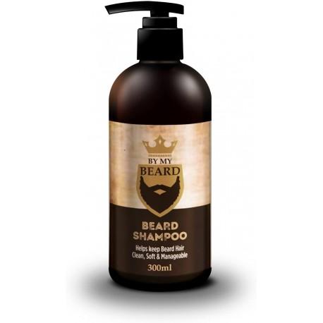 Barzdos šampūnas BY MY BEARD Beard Shampoo 300ml