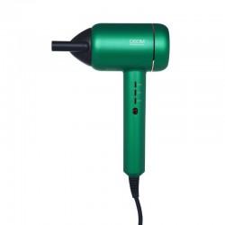 Plaukų džiovintuvas su vandens jonų technologija OSOM Professional Green
