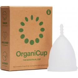Menstruacinė taurelė ORGANICUP B dydis 1vnt