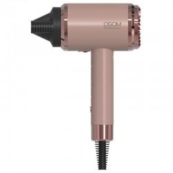 Plaukų džiovintuvas OSOM Professional Rose Gold Hair Dryer