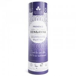 Dezodorantas popierinėje pakuotėje Ben&Anna Deodorant Papertube  Provence 60g