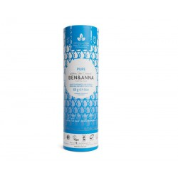 Dezodorantas popierinėje pakuotėje Deodorant Papertube Pure 60g