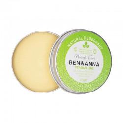 Dezodorantas-kremas Ben&Anna Deocreme Persian Lime 45g