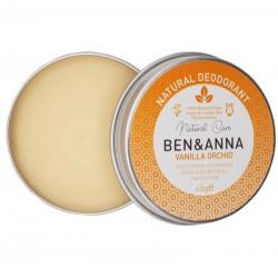 Dezodorantas-kremas Ben&Anna Deocreme Vanilla Orchid 45 g