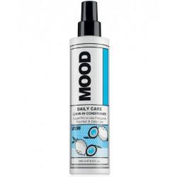 Nenuplaunamas plaukų kondicionierius kasdieniniam naudojimui Mood Daily Care Leave-In Conditioner 200ml