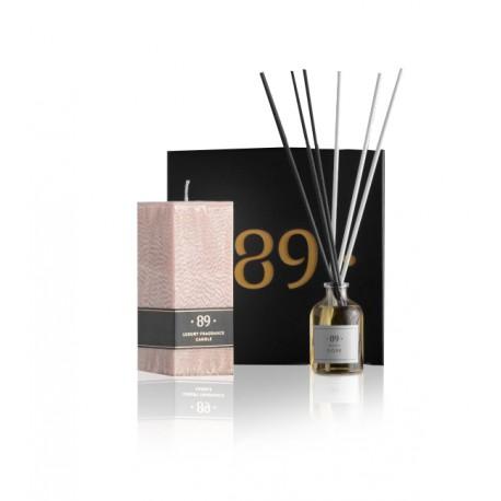 Parfumuotų produktų rinkinys kasdieniniam namų jaukumui Aromatic 89 DORE