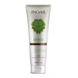 INOAR Macadamia Shampoo - šampūnas su makadamijos aliejumi 240 ml