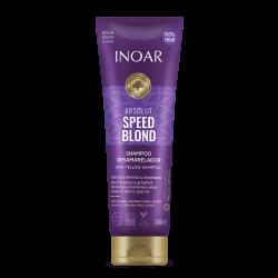 Šampūnas šviesiems plaukams INOAR Speed Blond Shampoo