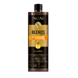 Šampūnas su vitaminu C  INOAR Blends Shampoo 1000ml