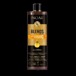 Šampūnas su vitaminu C  INOAR Blends Shampoo 1000ml
