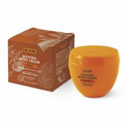 Aromatizuotas kremas kūnui GUAM Scented Body Cream Energy 200ml