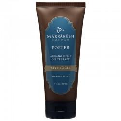 Plaukų formavimo gelis vyrams Marrakesh Porter Styling Gel 207ml